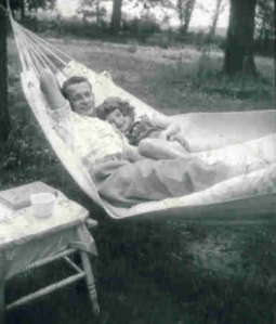 Hammock with Daddy